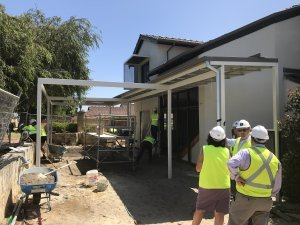 St Ives Melville brand new Clubhouse