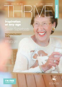 St Ives Retirement Living - Thrive Magazine - Autumn 2016