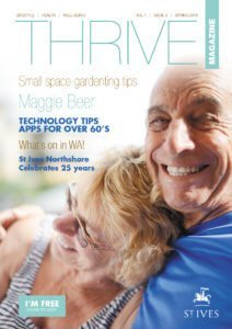 St Ives Retirement Living - Thrive Magazine - Spring 2016