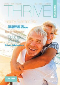 St Ives Retirement Living - Thrive Magazine - Summer 2017
