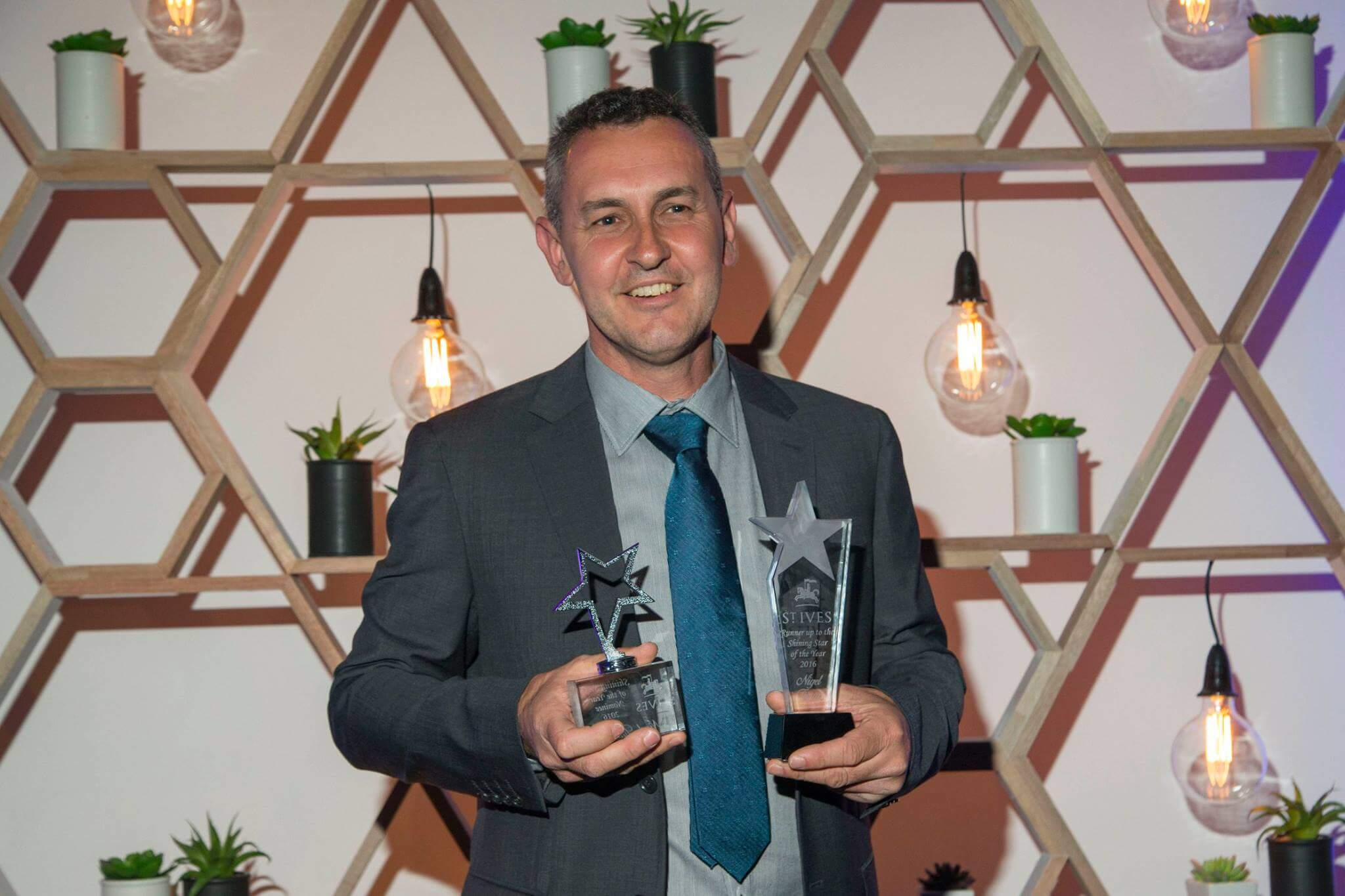 St Ives Murdoch Village Services Officer, Nigel Timms