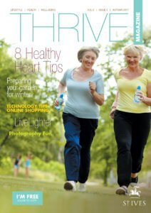 St Ives Retirement Living - Thrive Magazine - Autumn 2017