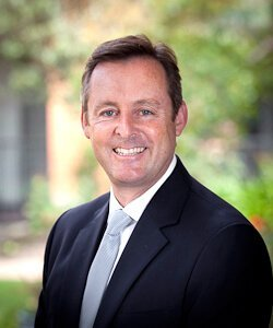 St Ives Retirement Living Board member, Mr Russell Gibbs