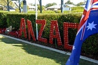 St Ives Mandurah Anzac Day
