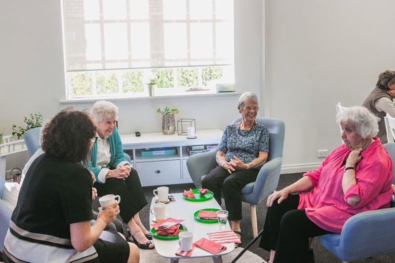Group-talking