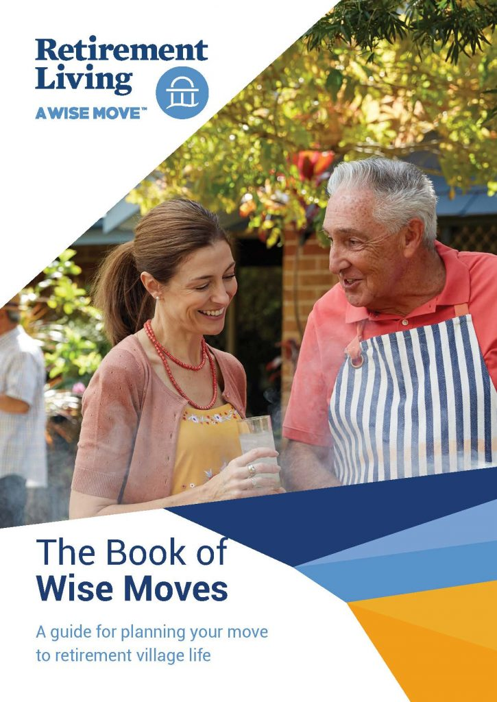 The Book of Wise Moves - Property Council guide to Retirement Living