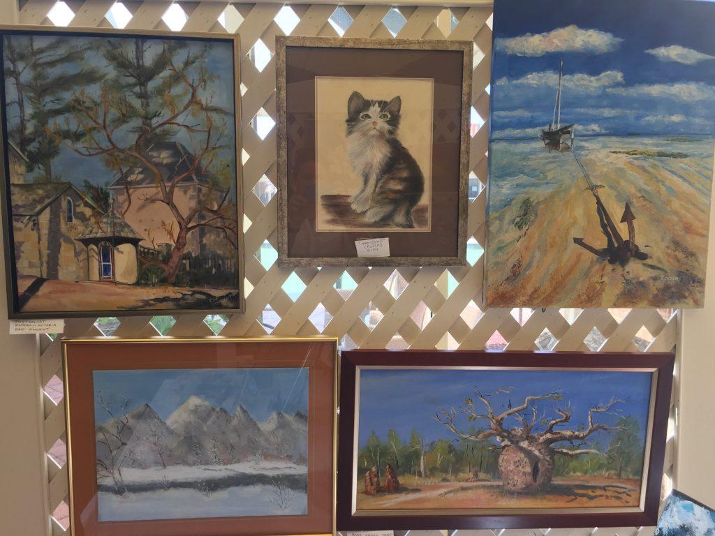 Northshore-Talents-(L-R)- Erif Vincent, Elma, E Dickens, bottom two unnamed