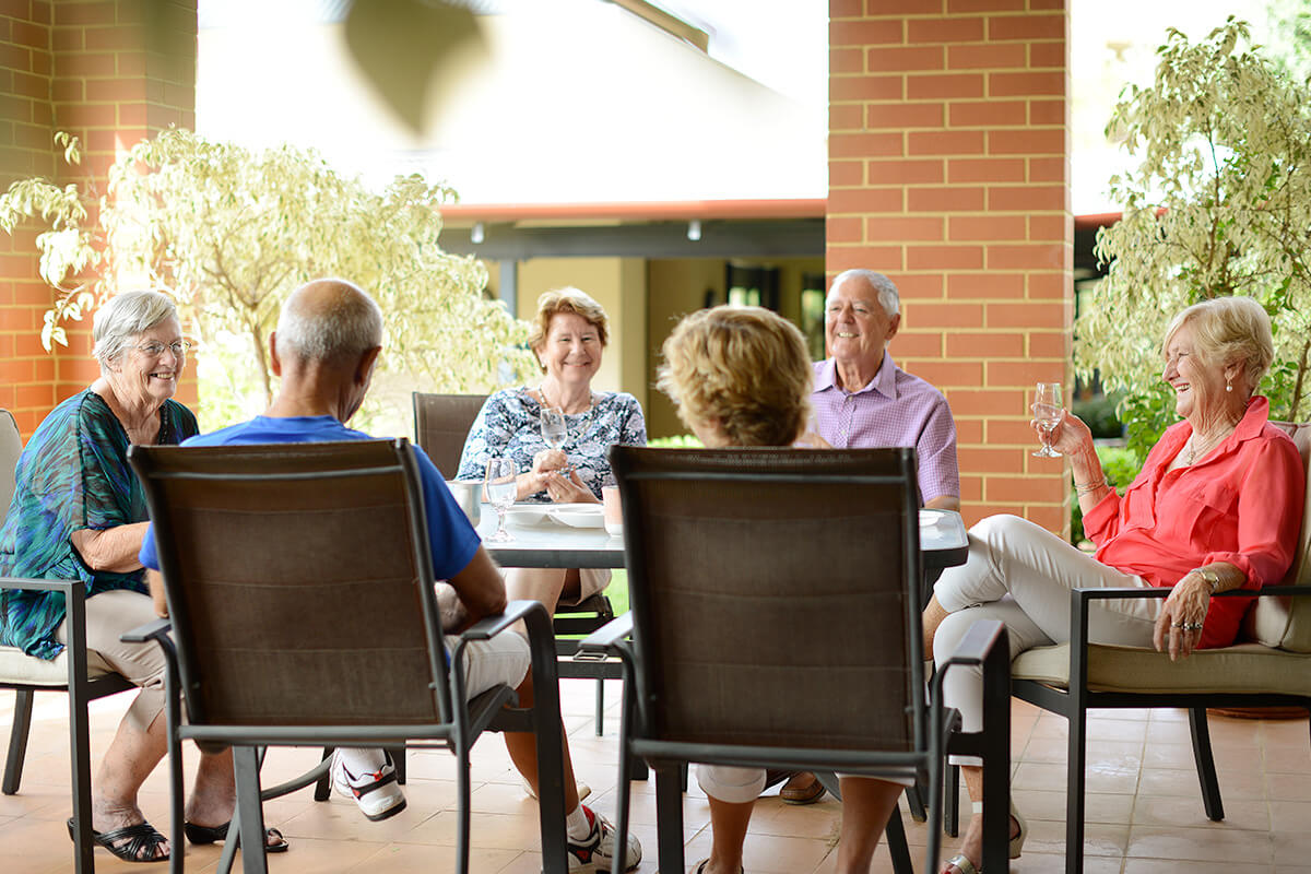 St Ives Retirement Living Centro
