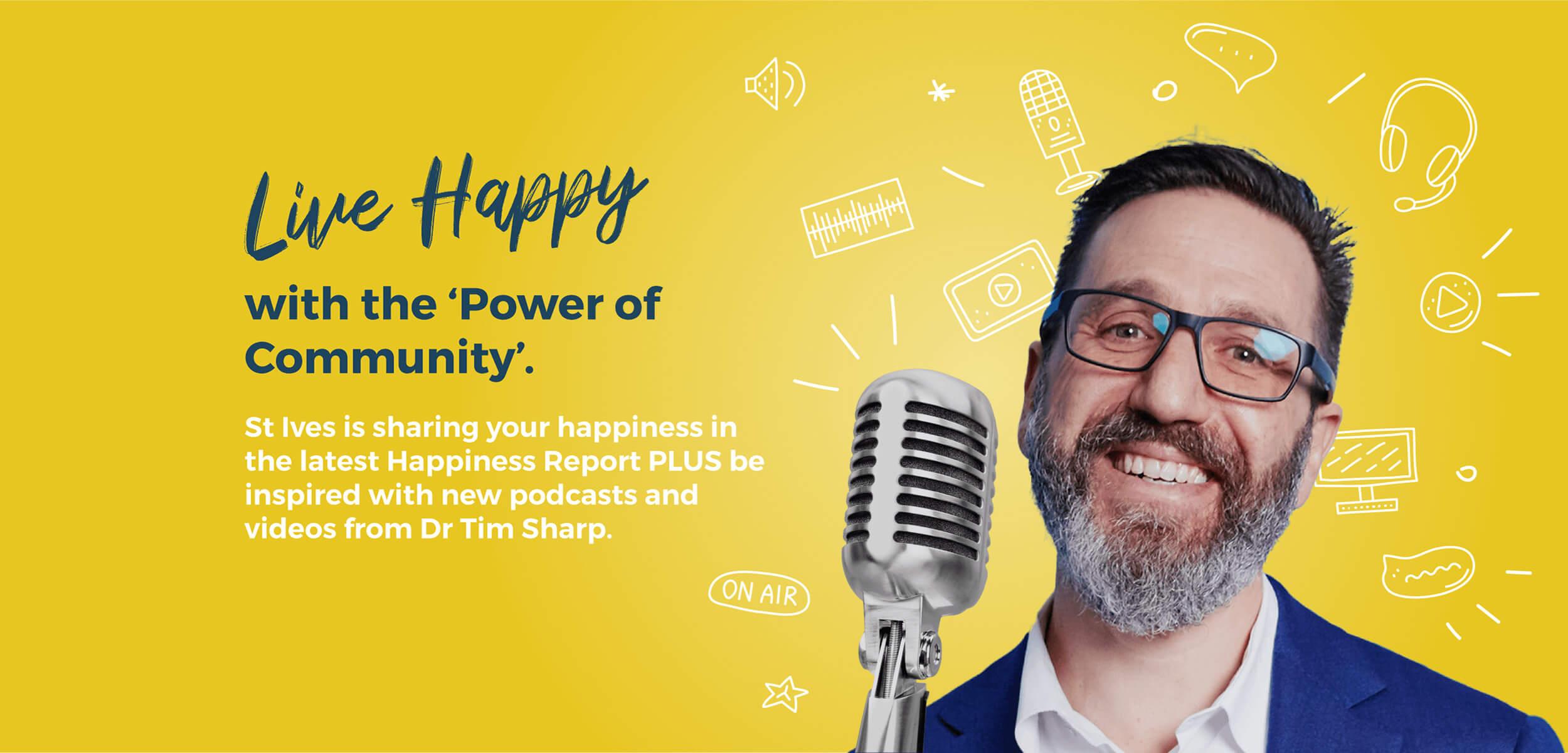 Live Happy | St Ives Retirement Living